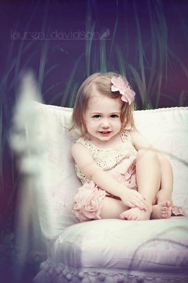 Little girl photo shoot ideas