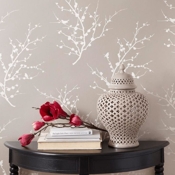 Tempaper Edie Removable Wallpaper Wall Design