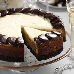 Cappuccino Cheesecake | Recipe