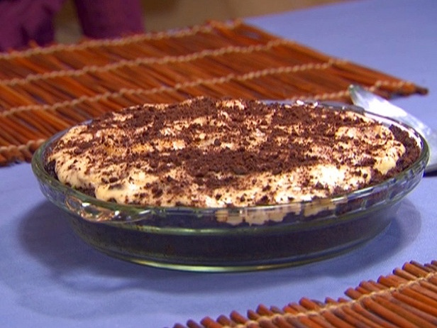Chocolate Cookie Crust Banana Cream Pie | Recipe