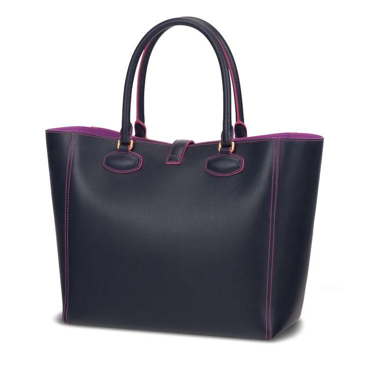 Loewe - leo bag navy blue - Women's Bags
