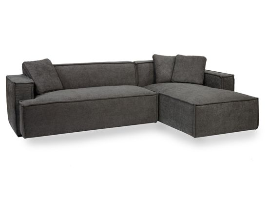 Myema Sectional- Dania Furniture  For the Home  Pinterest