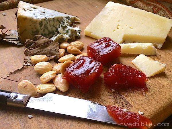 Quince Paste (Membrillo)   Food   Pinterest