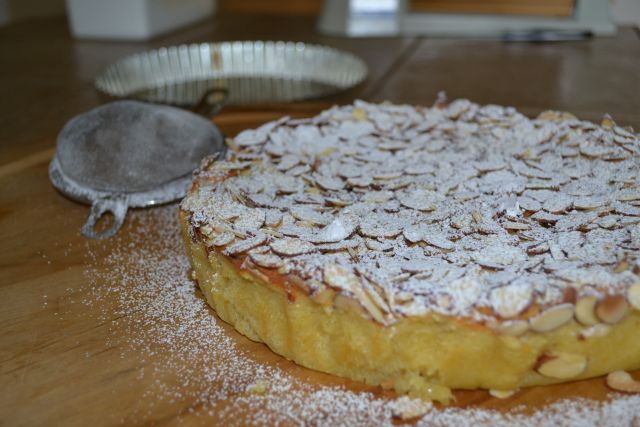Lemon, Ricotta, Almond Cake | Hospitality Habit