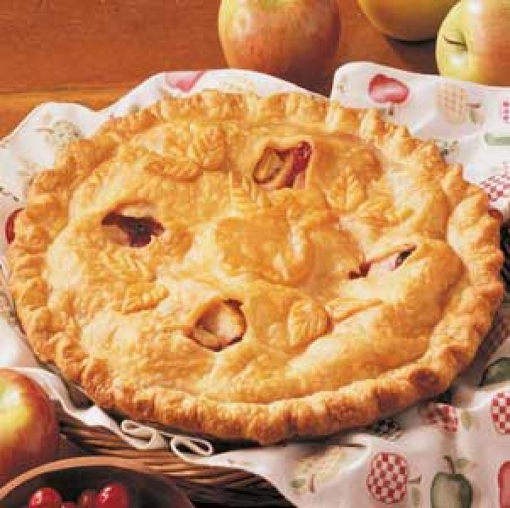 Cranberry Apple Pie Recipe... | Cooking & Wine | Pinterest