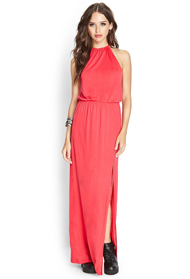 ... just get both. Knotted Maxi Dress | FOREVER21 #Summer #Maxi #XXI