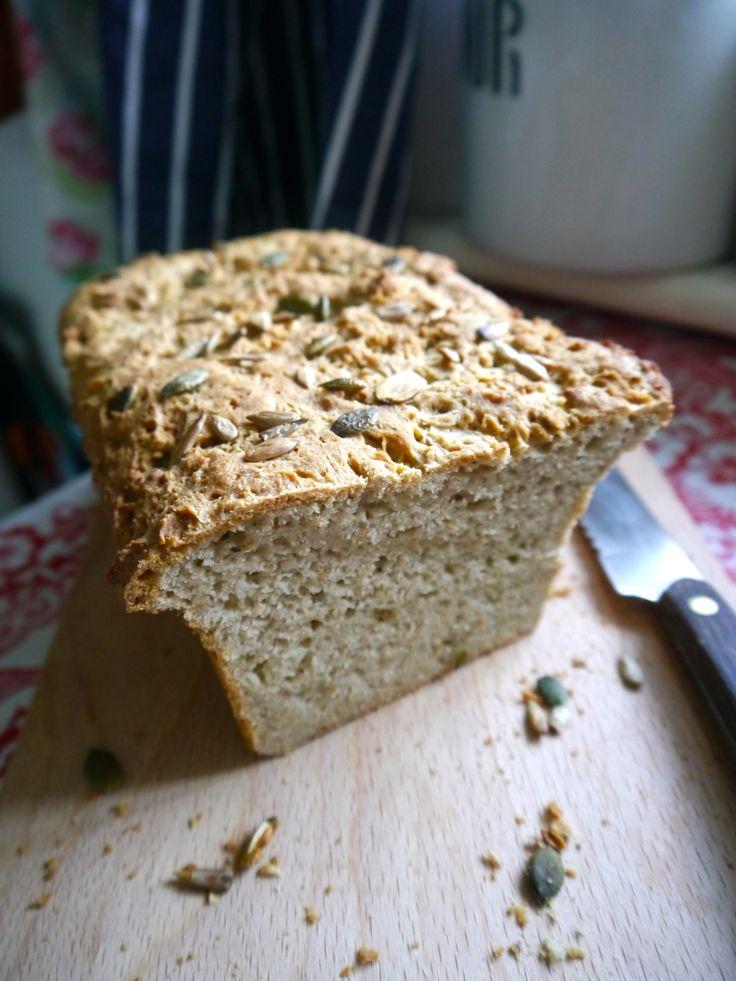 delicious gluten free bread recipe | yum | Pinterest
