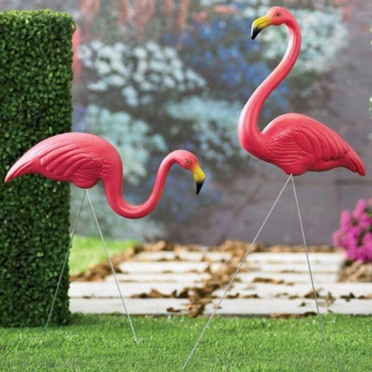 Flamingo Decor Pink Flamingos Pinterest