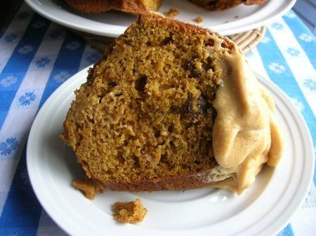 Bourbon & Pumpkin Spice Cake 2 | Sweet Treats | Pinterest