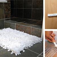 HOW TO t-shirt bath mat