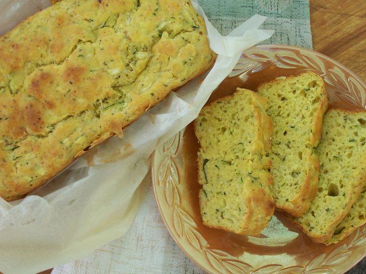 Savory zucchini bread | Backyard Ideas | Pinterest