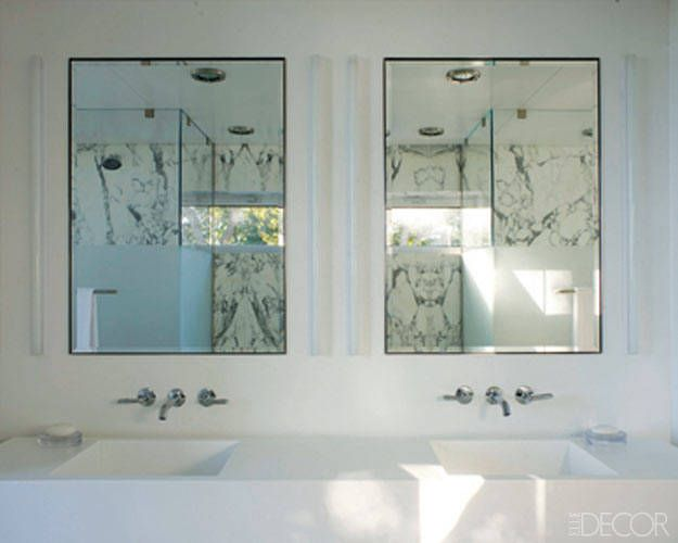Pin by lisa k on bathroom ideas pinterest for Bathroom elle decor