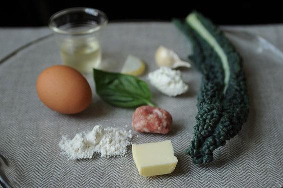 Sausage and Kale Dinner Tart | Recipe