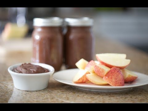 """Homemade """"Nutella"""" - Must try! 