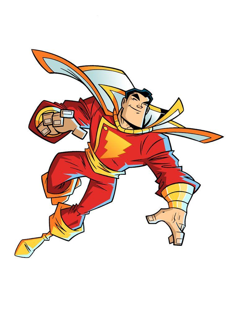 shazam captain marvel - photo #13