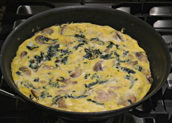 Onion, Mushroom, And Goat Cheese Mini Frittatas Recipes — Dishmaps