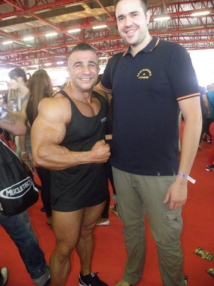 TONI GUTIERREZ (Spanish Bodybuilder) & Alfonso Rodriguez from # ...