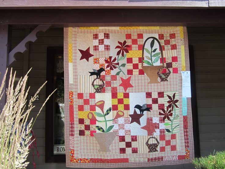 Sisters 2012   quilts I love   Pinterest