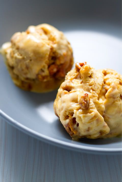 Hokey Pokey Ice Cream Recipe — Dishmaps