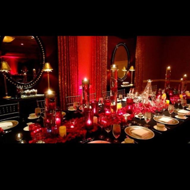 Midnight dinner, chez Chandresh