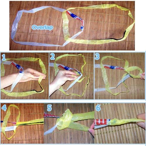 Схема как сделать из пакетов 633