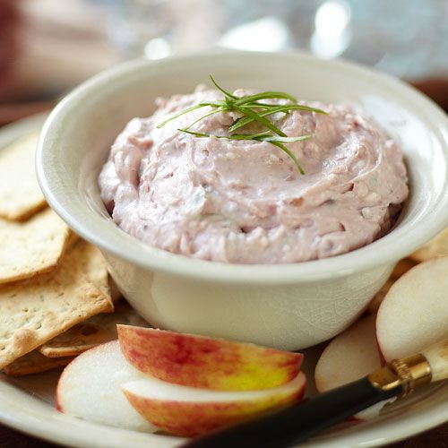 Cranberry Horseradish Bacon Dip | Appetizers | Pinterest