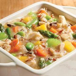 Homestyle 4-Grain Chicken Soup   Soups   Pinterest
