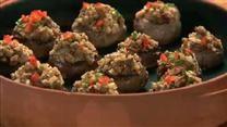 Mouth-Watering Stuffed Mushrooms | Recipe
