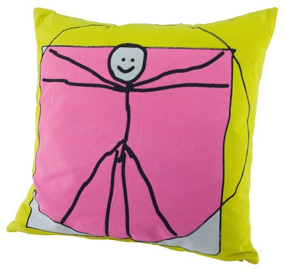 Is it me or does this £35 cushion look like something from 9gag?