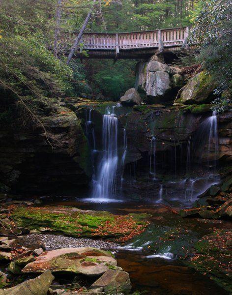 Elakala Falls West Virginia Places To Visit Pinterest