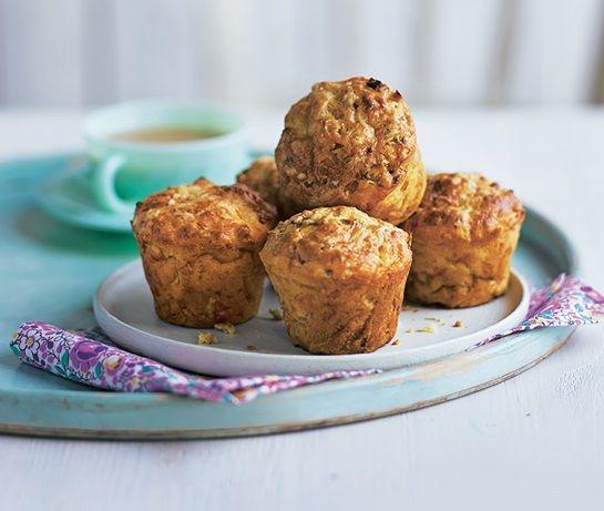 Leek, cheese and bacon muffins | ASDA Recipes