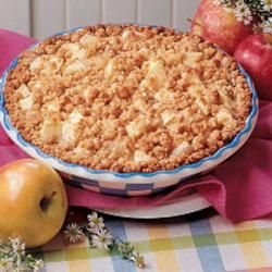 Dutch Apple Pie With Oatmeal Streusel Recipes — Dishmaps