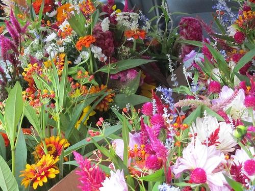 Local Wedding Flowers Beacon New York Off The Beaten Track Pint