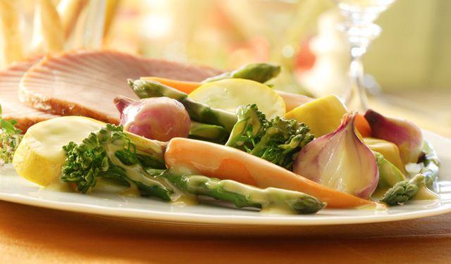 Steamed Vegetables | Maille – Mustard, Dijon, Whole Grain Mustard ...