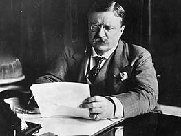 Theodore Roosevelt, March 23, 1912, from the Theodore Roosevelt papers ...