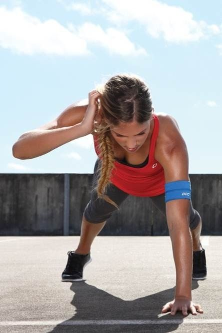 30 Day Workouts | Calendar Template 2016