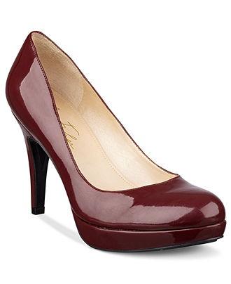 Marc Fisher Shoes, Sydney Pumps - A Macy's Exclusive - Shoes - Macy's
