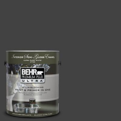 BEHR Premium Plus Ultra Paint 1 Gal UL200 1 Broadway Interior Semi