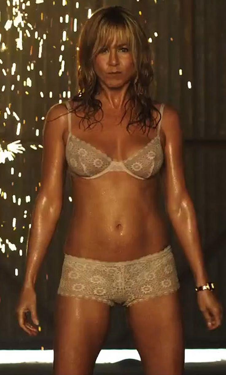 Jennifer Aniston | The Hottest Celebrities in Lingerie | Pinterest Jennifer Aniston