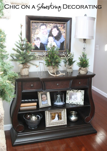 chic on a shoestring decorating home decor pinterest