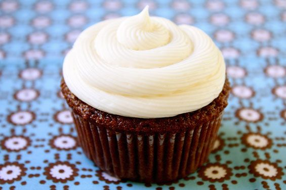 Chocolate Guinness Cupcakes Recipe — Dishmaps