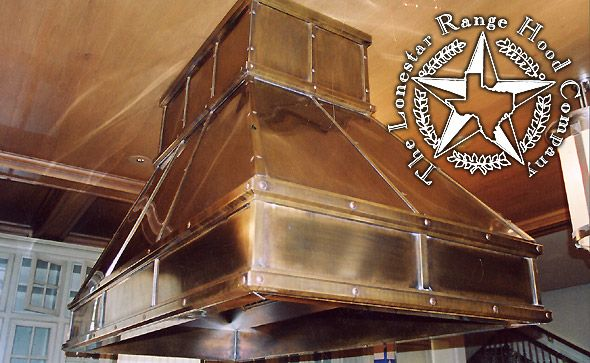 custom hood ranges spaces kitchens pinterest