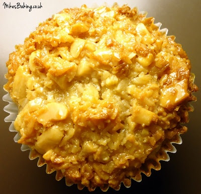 Muffin Monday: Roasted Banana Coconut Muffins with Toffee Coconut ...