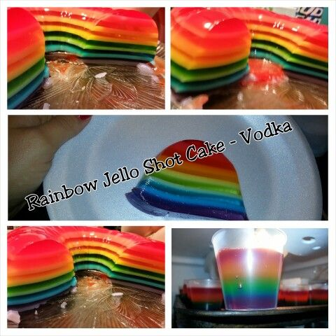 rainbow cake rainbow cake in a jar rainbow cake rainbow layer cake ...