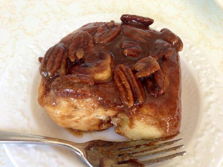 Caramel Pecan Cinnamon Rolls :) | Food | Pinterest