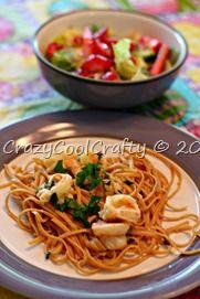 Lemony Shrimp Scampi {#dinner} | I will never stop trying new foods ...