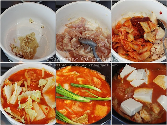 Kimchi Soup With Tofu And Spinach Recipes — Dishmaps