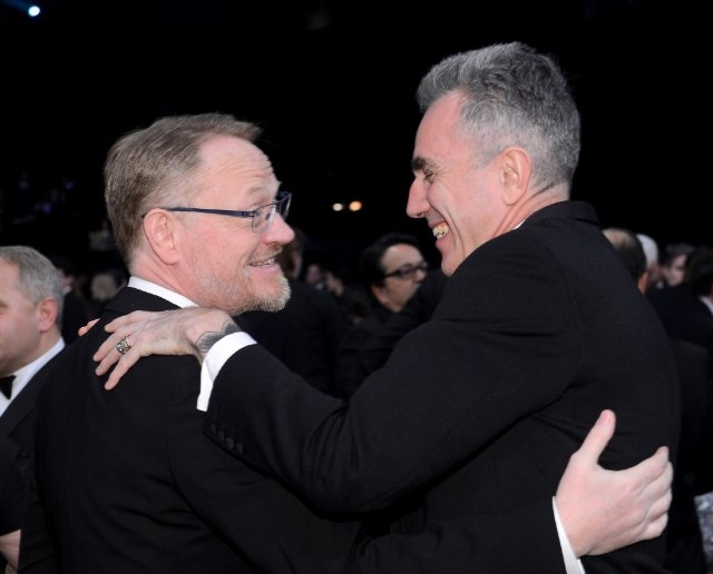 Jared Harris and Daniel Day-Lewis | Screen Actors Guild Awards 2013 ...