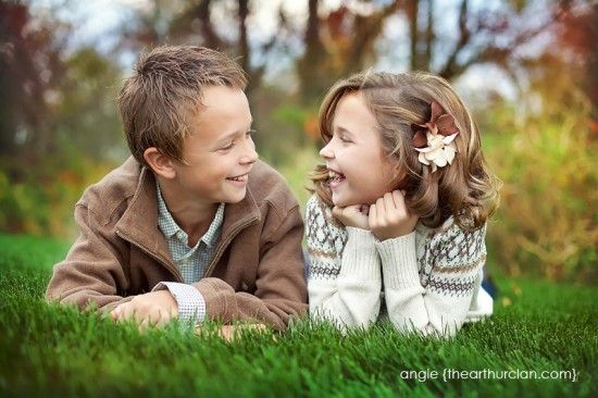 Идеи фото для брата и сестры
