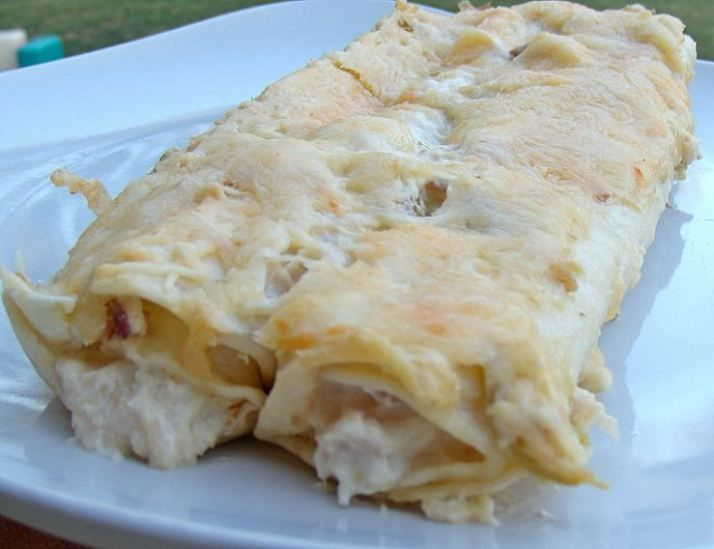 White chicken enchiladas | Favorite Recipes (or I want to try soon ...
